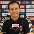 A Milan mestere ismét nehéz, küzdelmes mérkőzésre számít