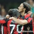 Bajnokok Ligája csoportkör 1. forduló Milan-Auxerre 2-0 (0-0) San Siro, Milánó Vezette: Balaj Gólszerző: Ibrahimovic...