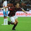 Serie A 3. forduló Milan-Catania 1-1 (1-1) San Siro, Milánó 42.637 néző Vezette: Morganti Gólszerző:...