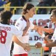 A Milan rendkívül könnyedén szerezte meg a három pontot a Bologna otthonában