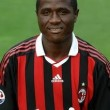 A 20 éves Rodney Strasser 2008 végén került a Milan csapatához. A védekező középpályás eddig...