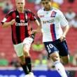 A Cagliari- Milan bajnoki mérkőzés kezdőcsapatai: CAGLIARI: Agazzi; Pisano, Canini, Astori, Agostini; Nainggolan, Conti, Lazzari;...