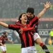 A Milan végig uralta a mérkőzést és megérdemelten nyerte meg a rangadót