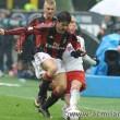 A Milan emberhátrányban mentett pontot az utolsó Bari ellen