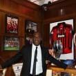 Beatrix holland királynő jövő csütörtökön lovaggá üti Clarence Seedorfot, az AC Milan négyszeres Bajnokok Ligája-győztes...