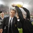 Képriport arról az estéről, amikor a Milan Olaszország focitrónjára lépett.