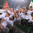 Roma-Milan 0-0. Allegri Olaszország élére vezette a csapatot.