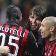 Milan-Chievo 3-0.