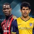 Poli, Kaká, Taarabt, Balotelli négyes kezdhet Madridban.