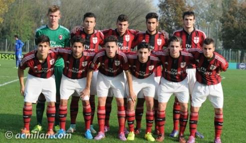 Primavera: 3-1-es siker a Cesena ellen - AC Milan Club ...