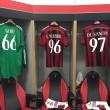 Íme a hivatalos kezdőcsapatok a ma esti Milan-Lazio Olasz kupa negyeddöntőre. A továbbjutás sorsa egy...