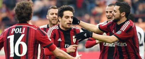 Milan-Cesena 2-0 (1-0)