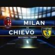 Íme a hivatalos kezdőcsapatok a ma esti Chievo-Milan mérkőzésre.  CHIEVO: Bizzarri, Schelotto, Dainelli, Cesar,...