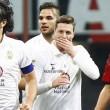 Milan-Hellas Verona 2-2 (1-1)