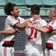 Palermo-Milan 1-2.