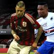 Vasárnap, 20:45 - Milan-Sampdoria.