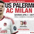 Íme a hivatalos kezdőcsapatok a ma délutáni Palermo-Milan mérkőzésre. PALERMO: Sorrentino; Rispoli, Gonzalez, Vitiello, Lazaar;...