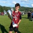 A Milan utánpótláscsapatában szereplő Marcello Jones reméli, hogy hamarosan szerződést kap a Milantól. A tehetséges...