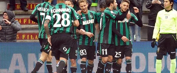 Sassuolo-Milan 3-2.
