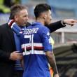 Silvio Berlusconi zöld utat adott, így a Milan kedd este megkezdte a tárgyalásokat a Sampdoriával...