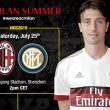 Íme a hivatalos kezdőcsapatok a mai Milan-Inter felkészülési mérkőzésre. A találkozó 14:00-kor kezdődik és a...