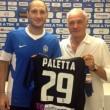 Megtörtént a megállapodás, így Gabriel Paletta a 2015/2016-os szezont az Atalanta együttesénél fogja tölteni kölcsönben....