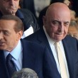 Adriano Galliani, a Milan vezérigazgatója fontosnak tartja, hogy a két milánói klub ne háborúzzon egymással...