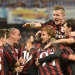 Sampdoria-Milan 0-2.