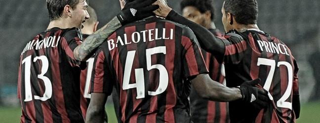 Alessandria-Milan 0-1.