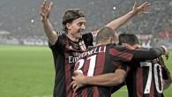 Milan-Inter 3-0.