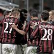 Milan-Carpi 2-1.