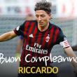 Riccardo Montolivo, a Milan csapatkapitánya ma ünnepli 33. születésnapját. Montolivo 1985. január 18-án született Caravaggio...