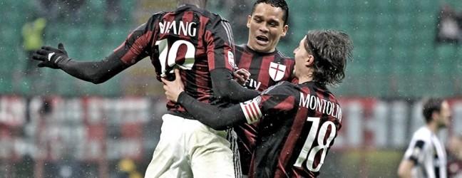 Milan-Udinese 1-1.