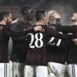 Milan-Torino 1-0.