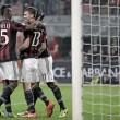 Milan-Alessandria 5-0.