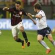 A klub a hivatalos honlapján jelentette be, hogy Giacomo Bonaventura combja megsérült a Carpi ellen....