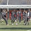 Riccardo Montolivo nemrég megsérült az egyik edzésen és kérdésessé vált a játéka a hétvégi Juventus...