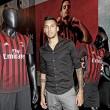 Leonel Vangioni, a Milan első nyári szerzeménye kedden látogatást tett a Casa Milanba és az...