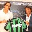 A Sassuolo a hivatalos honlapján jelentette be, hogy szerződtette a Milan olasz csatárát, Alessandro Matrit....