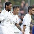 Szombat délután a Milan 5-0-s győzelmet aratott a svájci másodosztályban szereplő FC Chiasso felett egy...