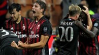 Milan-Sassuolo 4-3.