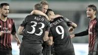 Chievo Verona-Milan 1-3.