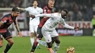 Genoa-Milan 3-0.