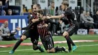 Milan-Juventus 1-0.