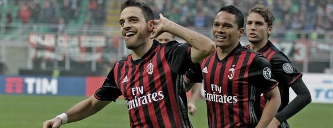Milan-Pescara 1-0.
