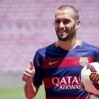 Előző nyáron is szóba hozták a Milannal az FC Barcelona mellőzött spanyol jobbhátvédjét, Aleix Vidalt,...