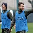 Andrea Bertolacci sérülése már a múlté és az elmúlt napokban ismét a csapattársakkal edzett Milanellóban....
