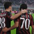Giacomo Bonaventura és Carlos Bacca is a csapattársaktól külön edzett szombaton, így mindkét játékos esetében...