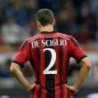 Mattia De Sciglio, a csapat saját nevelésű játékosa boldog a Milanban és nem áll szándékában...