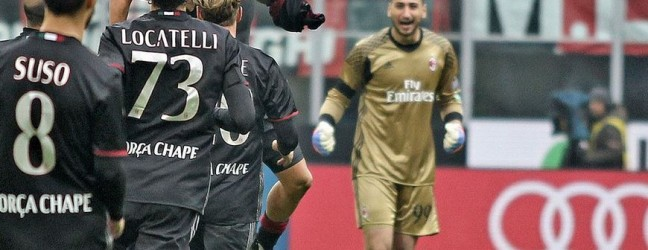 Milan-Crotone 2-1.